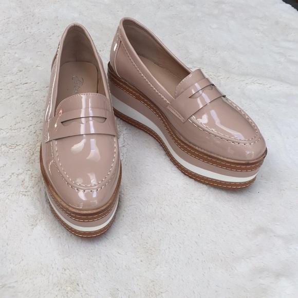 339b1d02488 Glister Shoes - Glister Joy Platform Loafer
